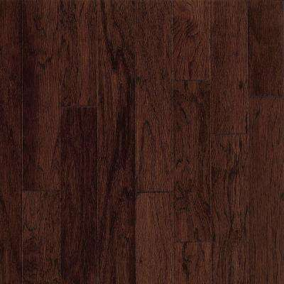 Molasses Hickory 3/8 in. Thick x 5 in. Wide x Random Length Engineered Hardwood Flooring (28 sq. ft. / case)
