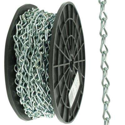 #10 x 100 ft. Zinc-Plated Jack Chain