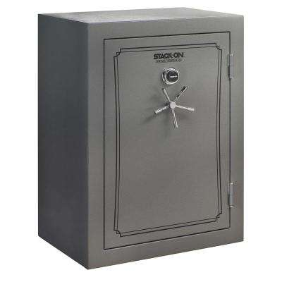 69-Gun Fire/Waterproof Combination Lock Safe, Gray Pebble