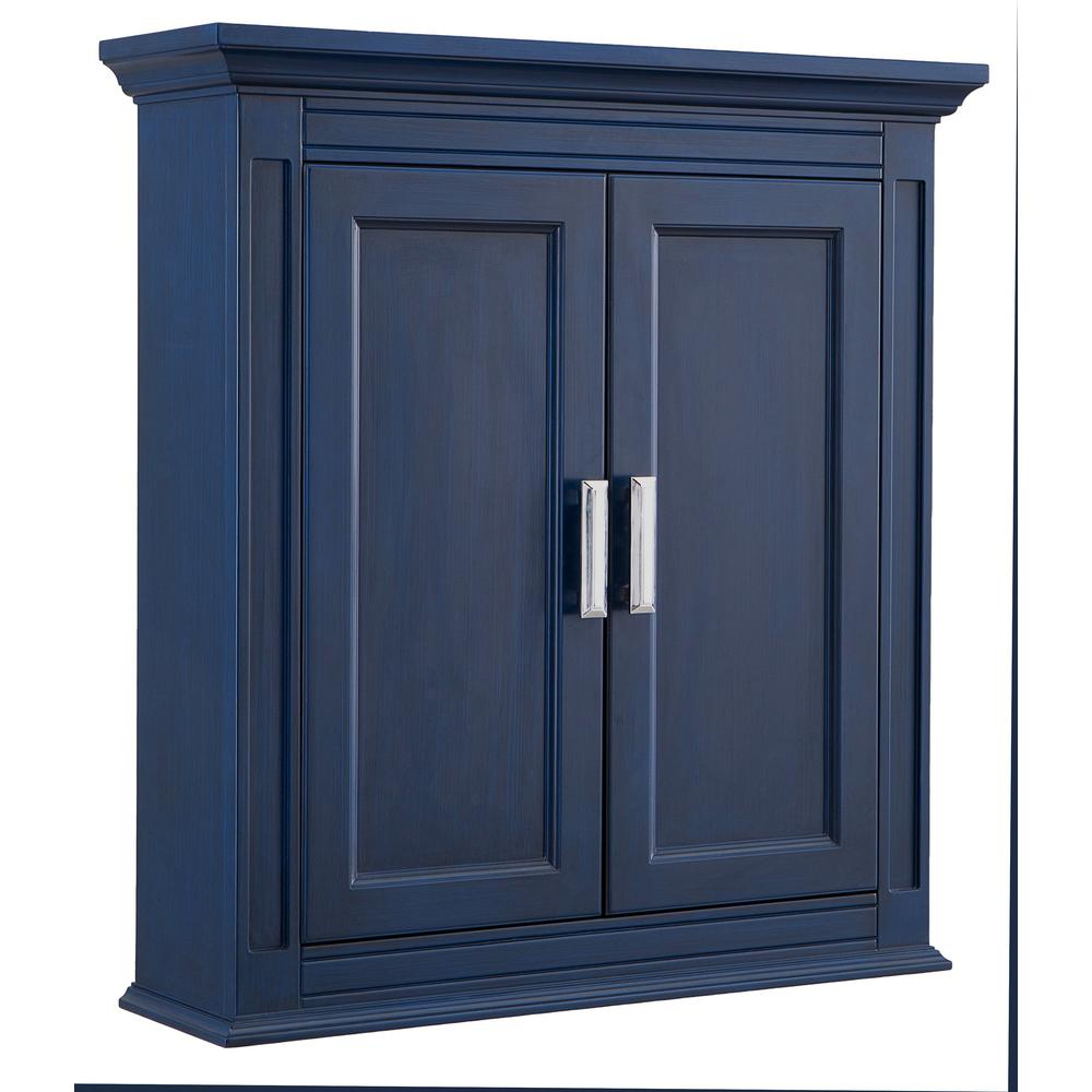 Channing 26 in. W x 28 in. H Wall Cabinet in