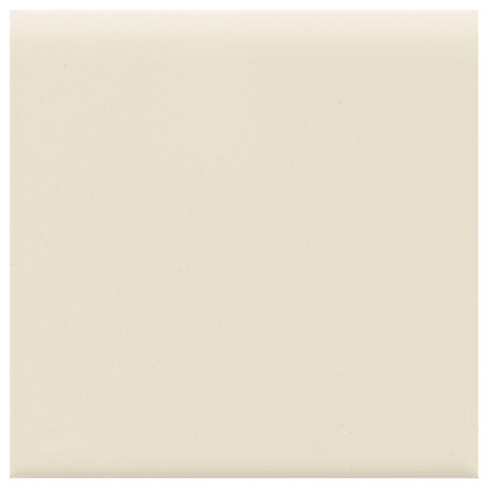 Daltile Matte Almond 4 1 4 in x 4 1 4 in Ceramic