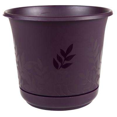 Attractive Freesia 16 In. Exotica Plastic Planter