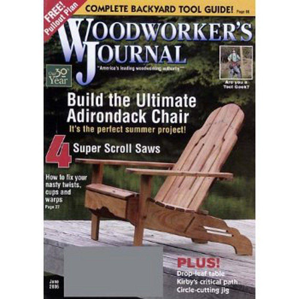 Rockler Press Woodworker S Journal 02123 The Home Depot