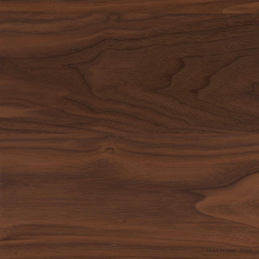 Heirloom Wood Countertops 4 In. X 4 In. Wood Countertop Sample In Black  Walnut