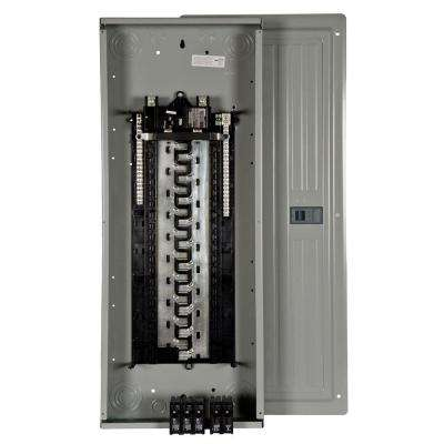 ES Series 200 Amp 40-Space 40-Circuit Main Breaker Load Center Value Pack