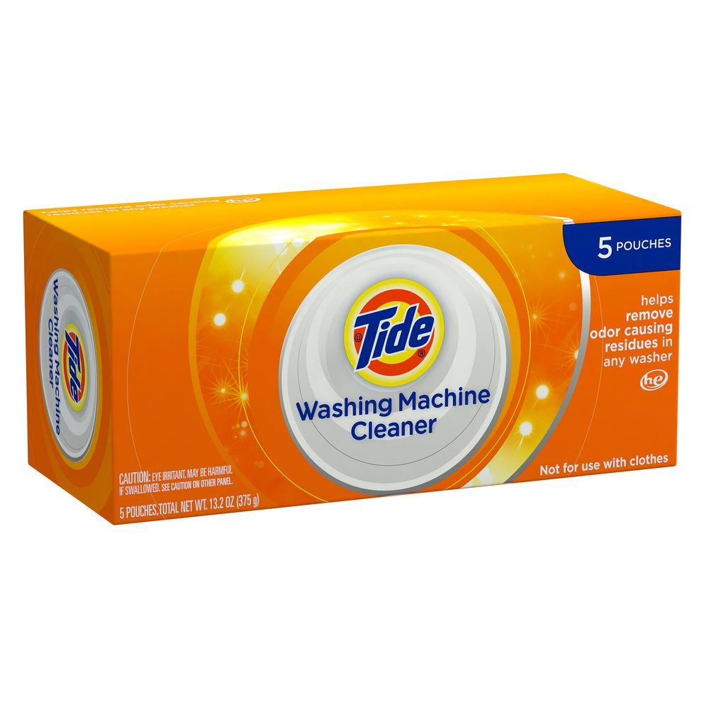 washing machine cleaner tide washing machine cleaner 5 count 003700085059 the 29277