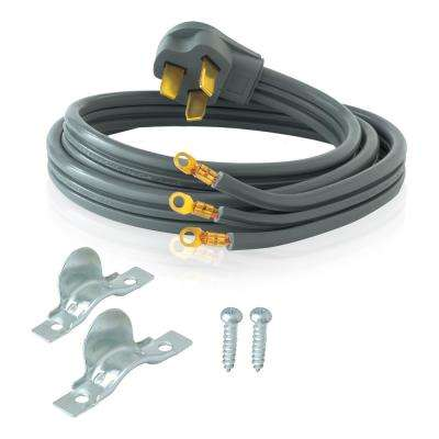4 ft. 10/3 3-Wire Dryer Cord