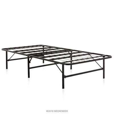 Metal - Twin - Bed Frame - Bed Frames & Box Springs - Bedroom ...