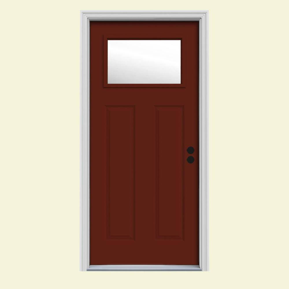 34 X 80 Interior Door 6 Panel Pre Hung Interior Door 34