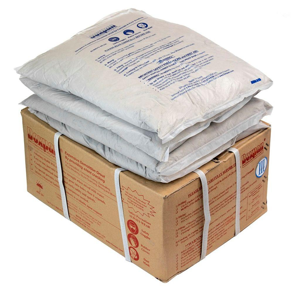 44 lb. Box Type 3 (23F-50F) Expansive Demolition Grout for Concrete