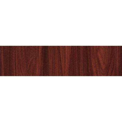 Mahogany Wall Adhesive Film (Set of 2)