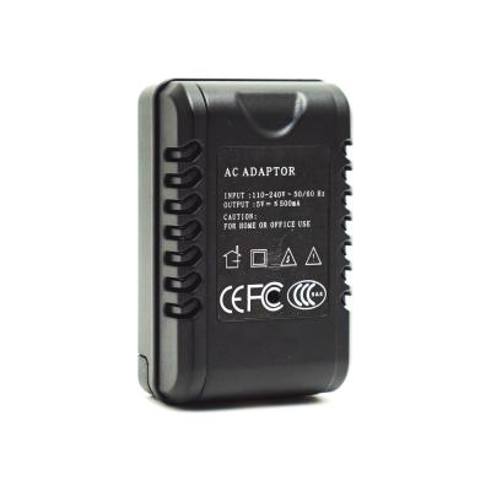 WIFI Hidden HD Camera AC Adapter