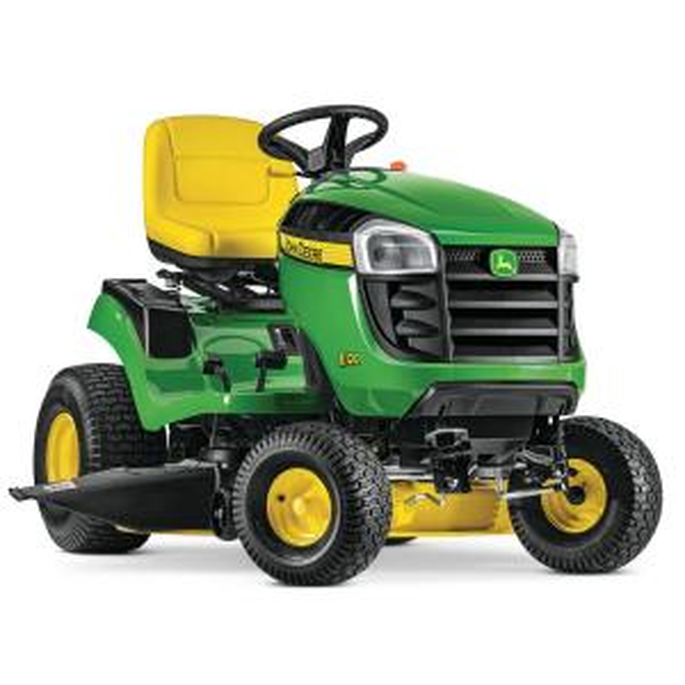 John Deere E120 42 In 20 Hp V Twin Gas Hydrostatic Lawn