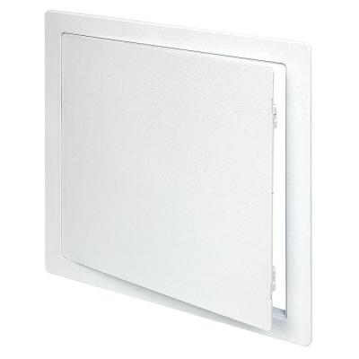 Access Panel Paintable Adhesive Backing Child Resistant Latch Whites Ceiling ABS