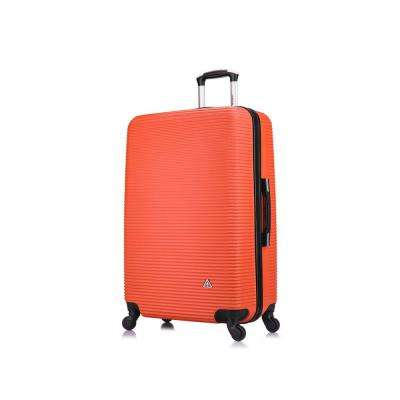 Royal lightweight hardside spinner 28 in. Orange