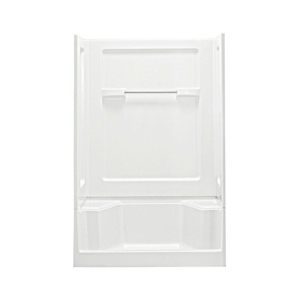 sterling corner shower kits. Advantage 34 in  x 48 73 1 4 Seated STERLING Shower Stalls Kits Showers The Home Depot