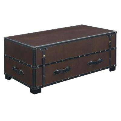Newport Cherry Lift Top Coffee Table
