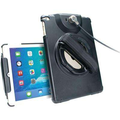 iPad Air/iPad Air 2 Antitheft Case with Built-In Grip Stand