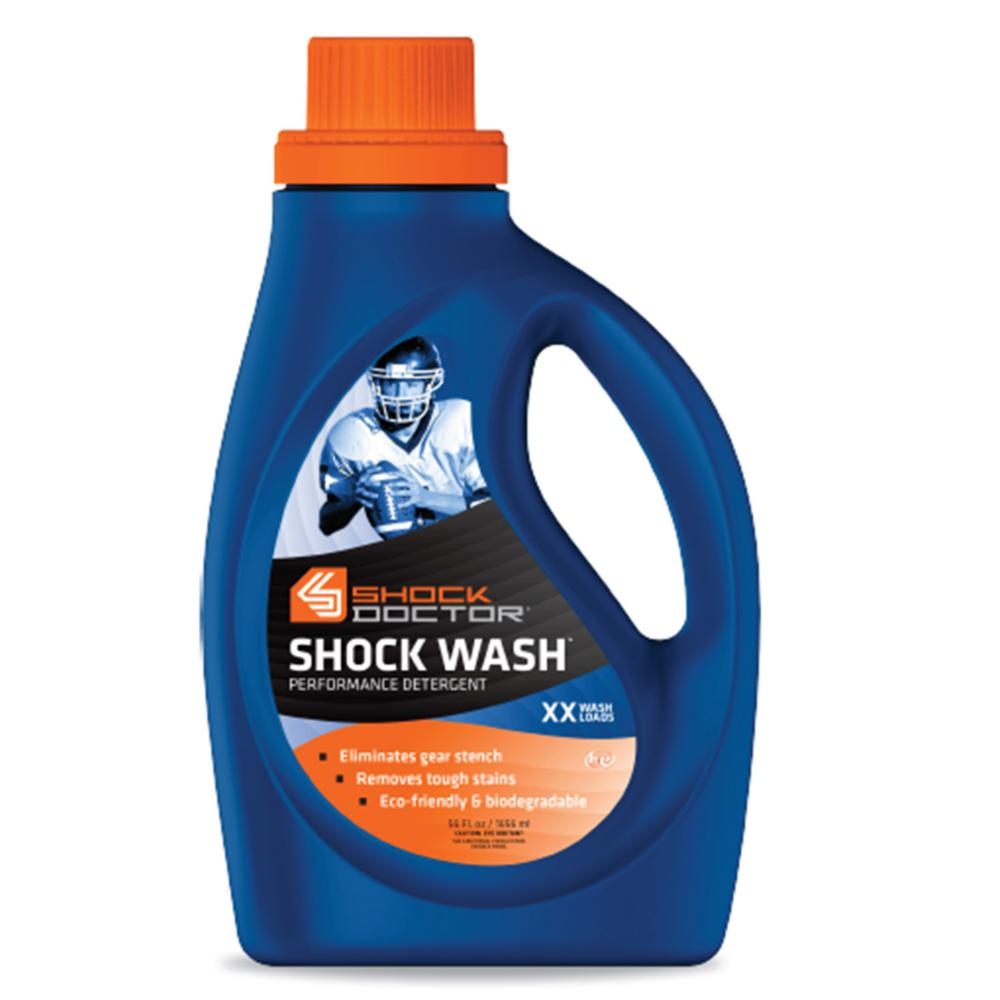 32 oz. Shock Wash Performance Liquid Laundry Detergent (384-Loads) (Case of