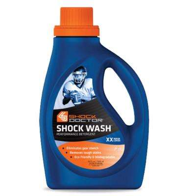 32 oz. Shock Wash Performance Liquid Laundry Detergent (384-Loads) (Case of 6)