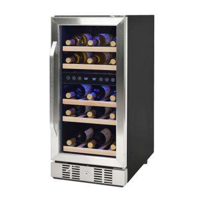 29-Bottle Built-in Wine Cooler