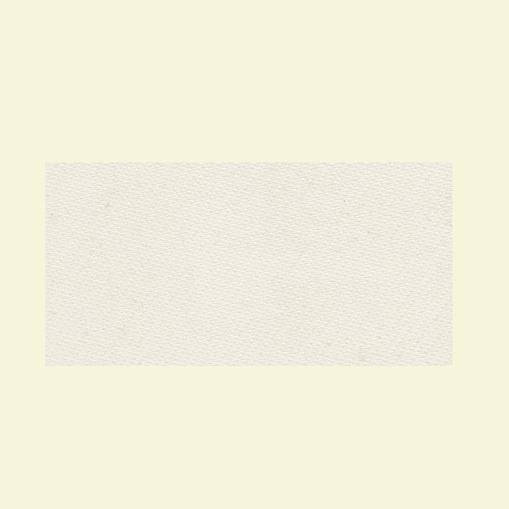 Daltile Identity Paramount White Fabric 12 in. x 24 in. Porcelain Floor and Wall Tile (11.62 sq. ft. / case) - DISCONTINUED