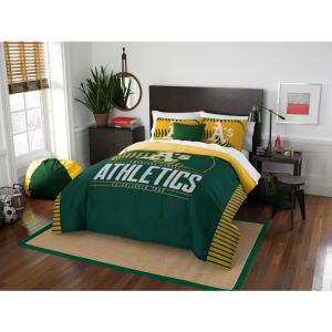 Athletics 3-Piece GrandSlam Multi Full and Queen Comforter Set by