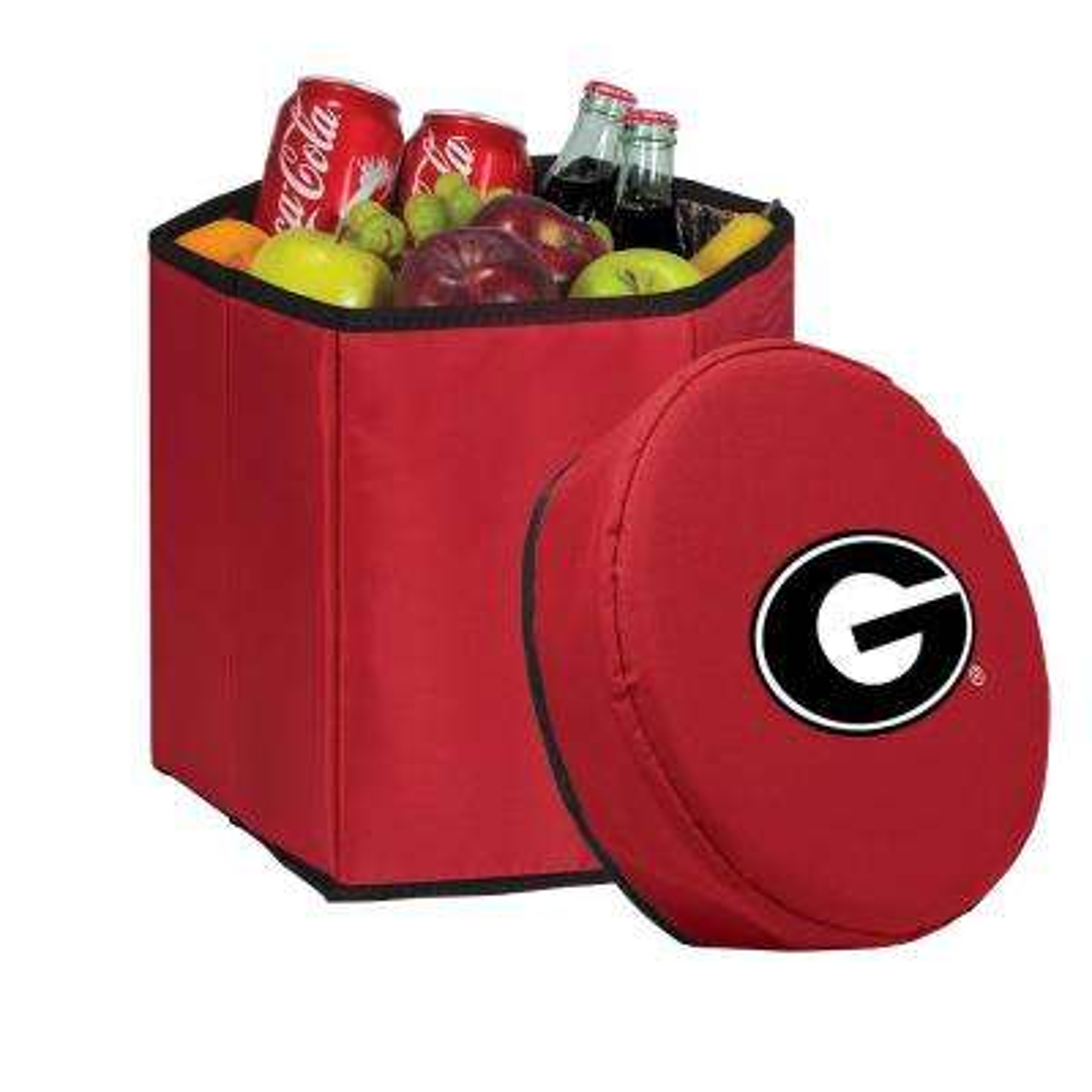 12 Qt. Georgia Bulldogs Red Bongo Cooler