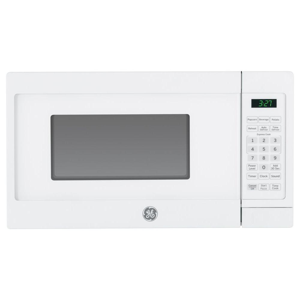Countertop Microwave In White Mcm770w1 The Home Depot