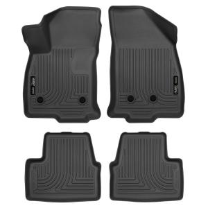Husky Liners Front /& 2nd Seat Floor Liners Fits 12-17 Camry 98901