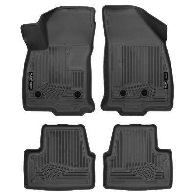 3ac489b9835625 Floor Mats - Interior Car Accessories - The Home Depot