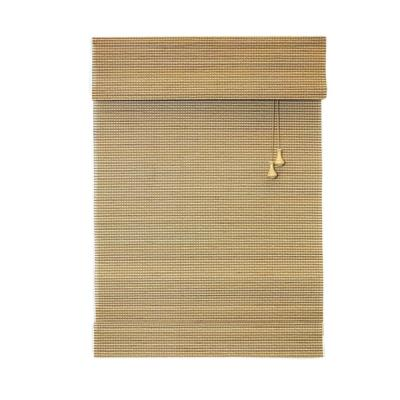 Chic loft dining shop by room the home depot Home decorators collection bamboo blinds
