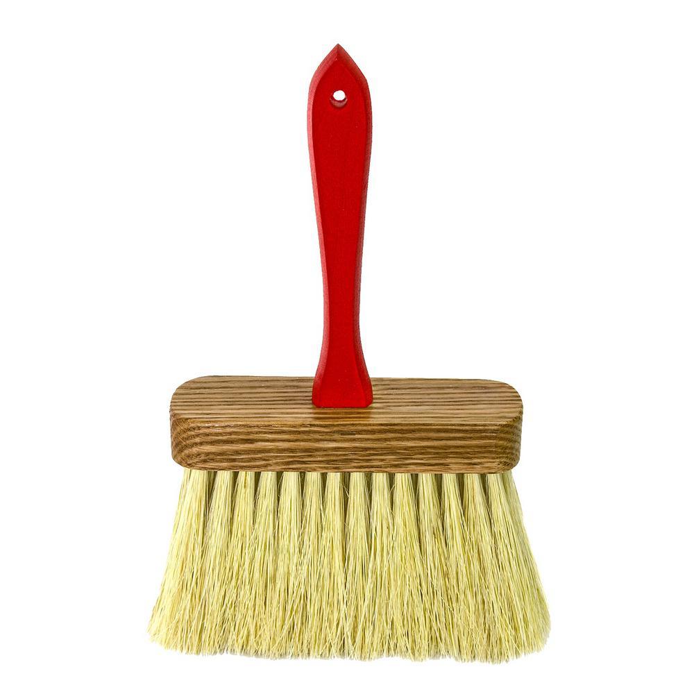 Bon Tool 6-1/2 in. x 2 in. Tampico Masonry Brush