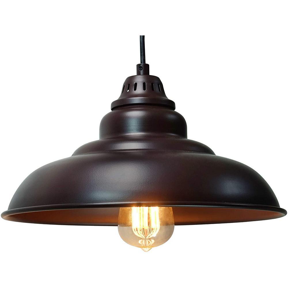 fxpl01 12 in oilrubbed bronze bronze e26 base ceiling