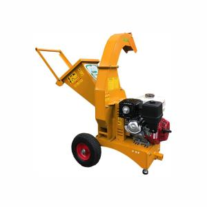 Power King 5 in  14 HP Gas Powered Commercial Chipper
