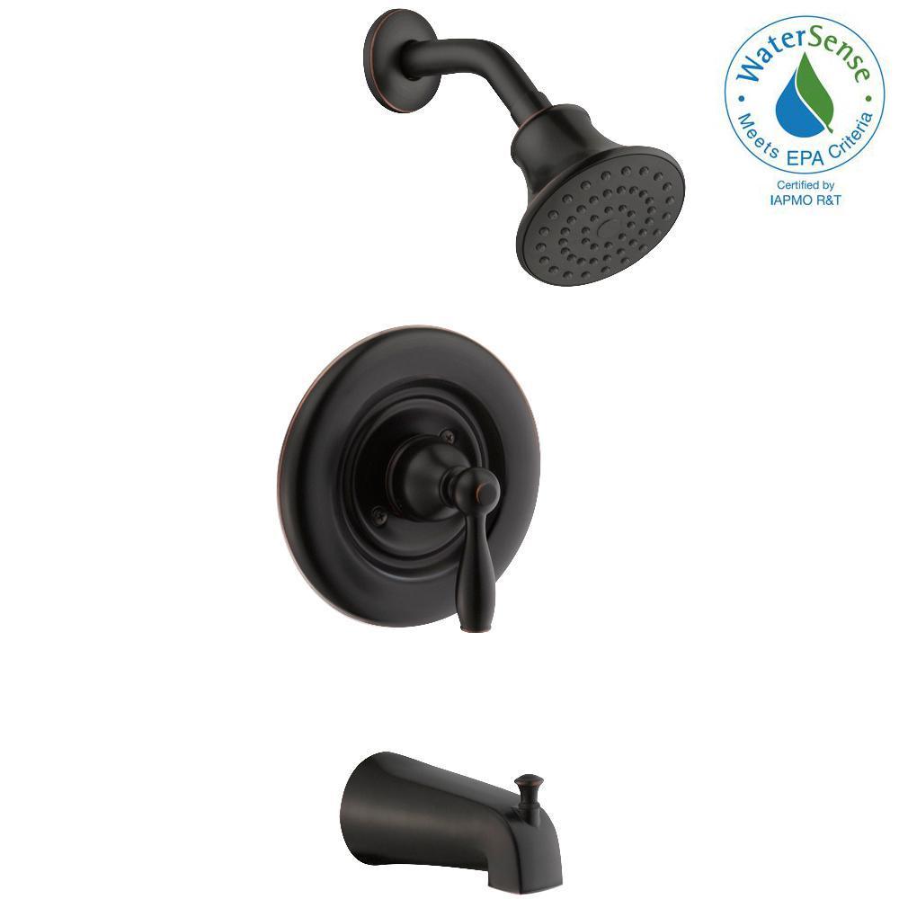Glacier Bay Bronze Faucet, Bronze Glacier Bay Faucet