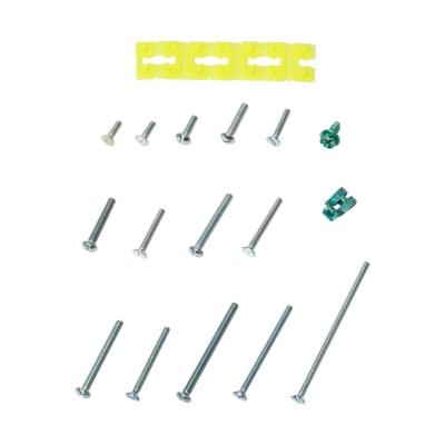 Switch and Outlet Box Installation Screw Kit (124-Piece)