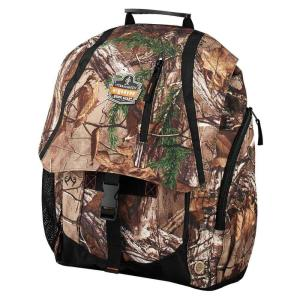 Arsenal 15 in. General Duty Gear and Tool Backpack