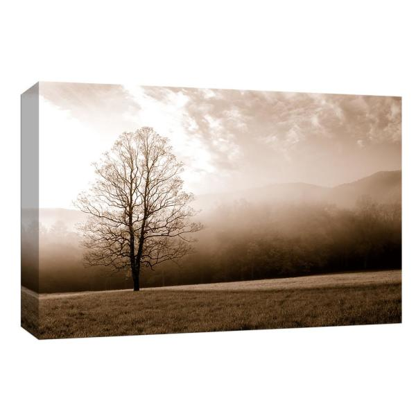PTM Images 10 in. x 12 in. ''Meadow Solace'' Canvas Wall
