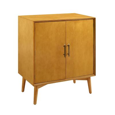 Landon Acorn Brown Bar Cabinet