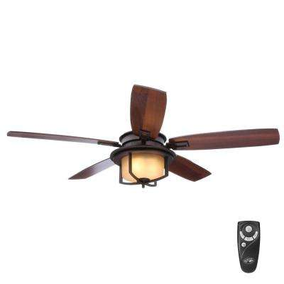 Ceiling fans with lights ceiling fans the home depot devereaux aloadofball Image collections