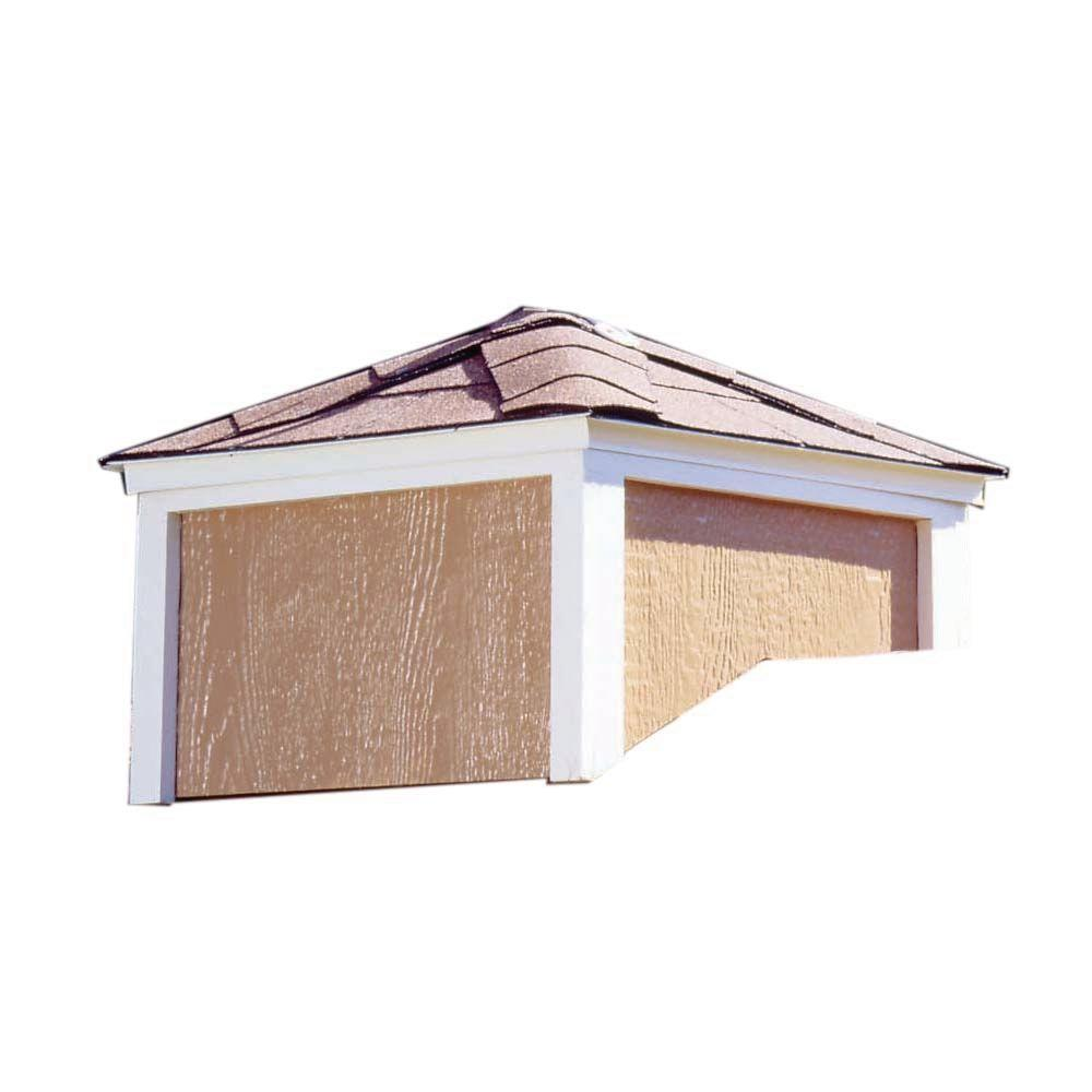 Handy Home Products 12 ft. Building Cupola-18816-9 - The Home Depot