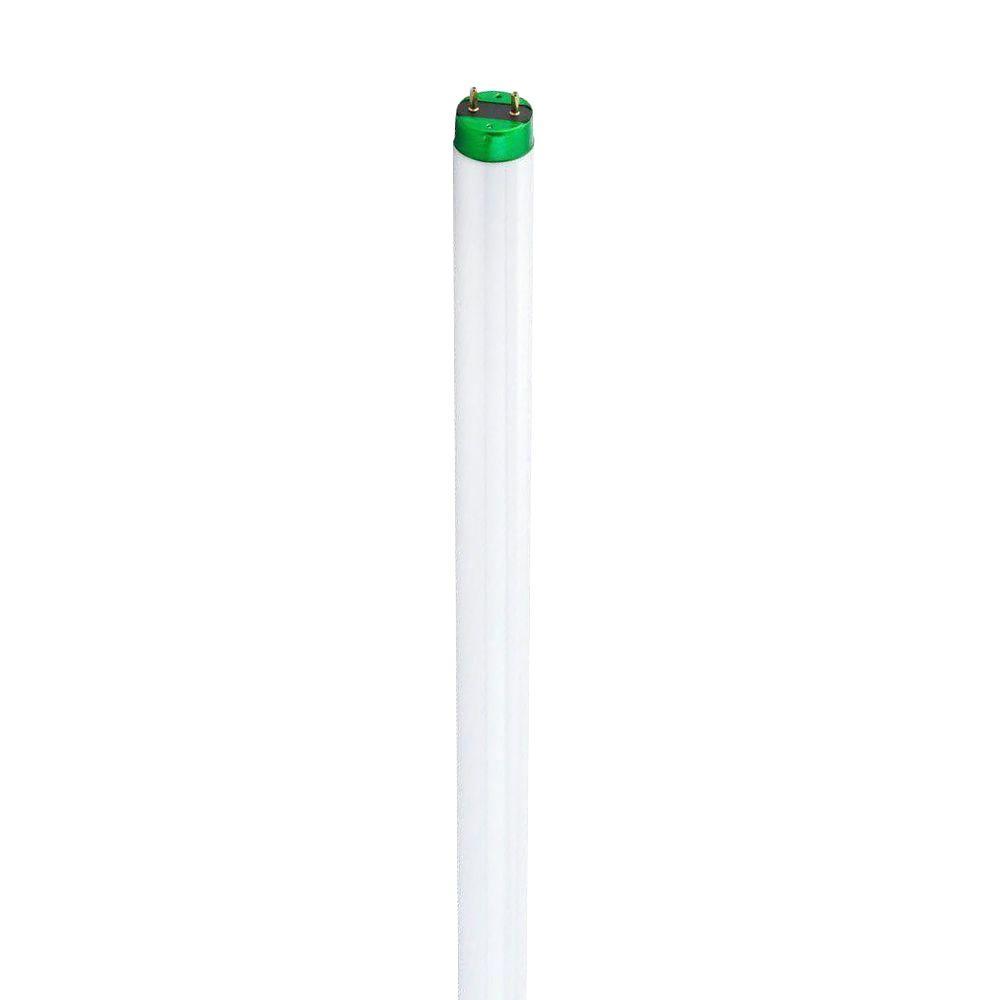 Philips 4 ft. T8 32-Watt Neutral (3500K) Plus Alto HV Linear Fluorescent Light Bulb (30-Pack)
