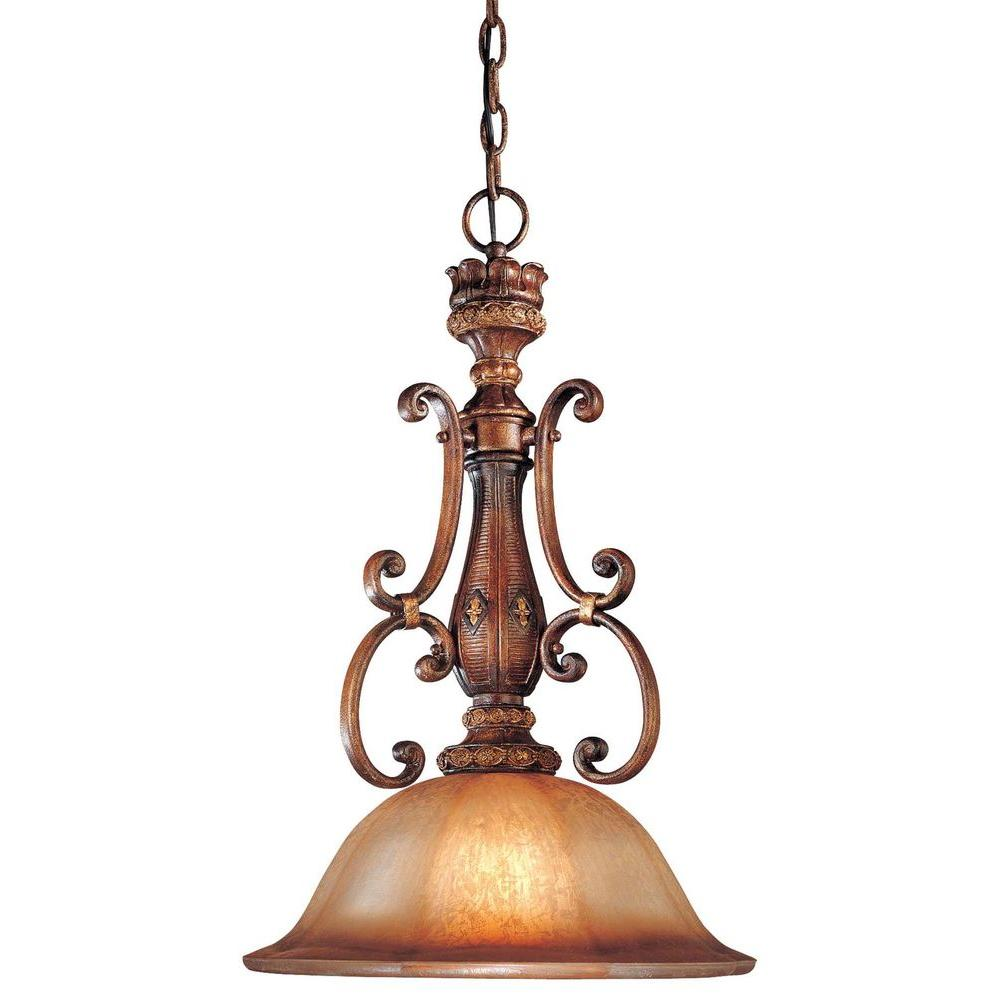 Tuscan Kitchen Lighting. Minka Lavery Illuminati 1 Light Bronze Pendant  Tuscan Kitchen Lighting
