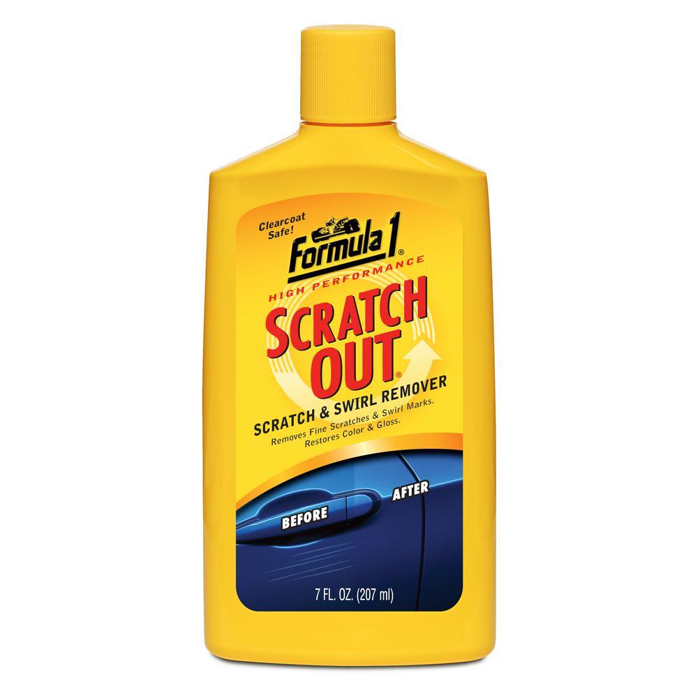 Formula 1 Scratch Out Liquid
