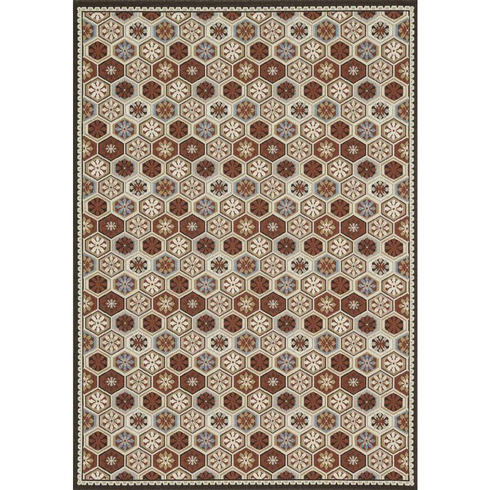 Loloi Rugs Augusta Lifestyle Collection Multi 7 ft. 10 in. x 10 ft. 9 in. Area Rug-DISCONTINUED