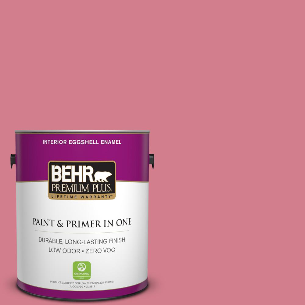 1-gal. #P140-4 I Pink I Can Eggshell Enamel Interior Paint