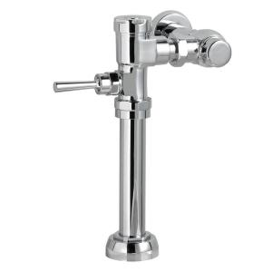 American Standard Manual 1.28 GPF 11.5 inch Rough-In Toilet Flush Valve in Polished Chrome by American Standard