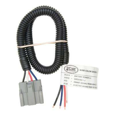 Harness With Quick Plug Packaged