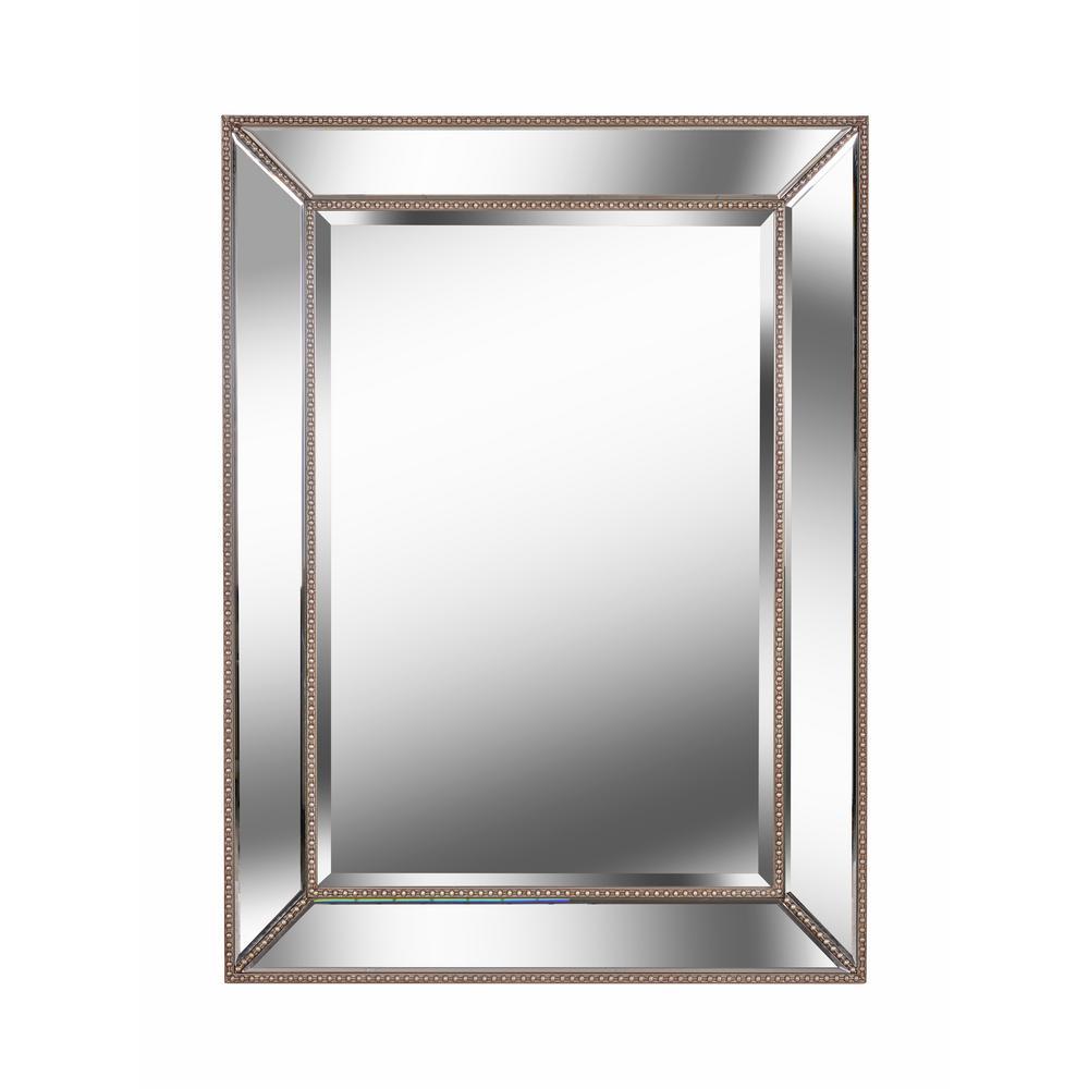 Ridley Champagne Wall Mirror
